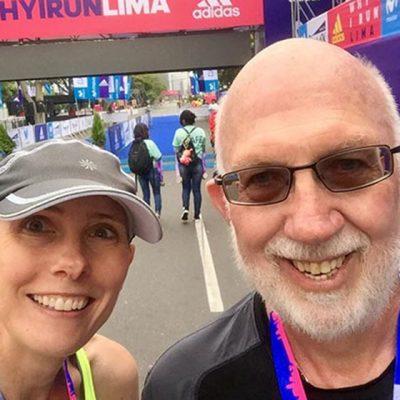 Gary Logan | Race | Fundraiser | Outreach International