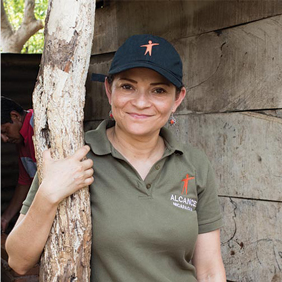Luz | Nicaragua | Meet the Staff | Outreach International
