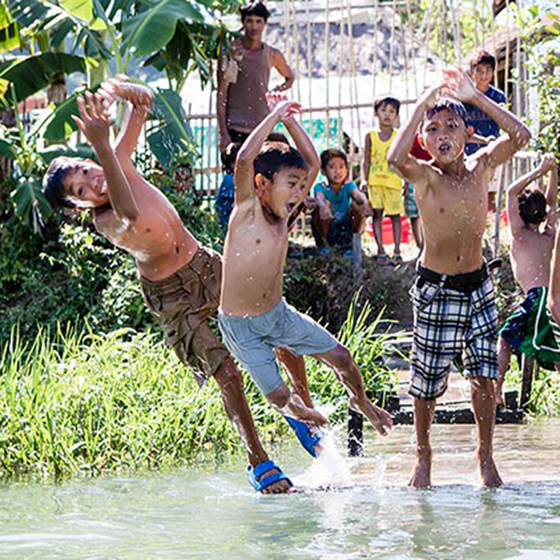 Swimming | Kids | Empowerment | Philippines