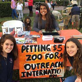 School Fundraiser   Petting Zoo   Raise Money for Good
