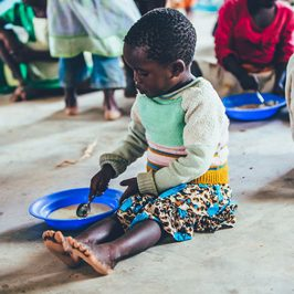 Superflour | Food and Nutrition | Outreach International