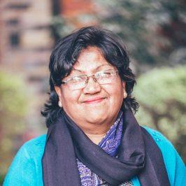 Sushila   Nepal Staff