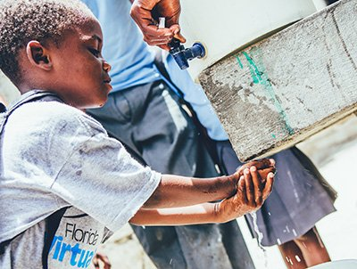 Haiti | Handwashing Stations