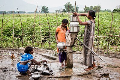 India | Water Systems