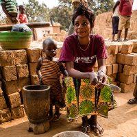 Mamy | DR Congo | Hunger | Outreach International