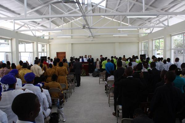 Haiti Schools | Outreach International