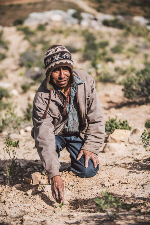 Outreach International | Bolivia | Legacy Circle | Norberto