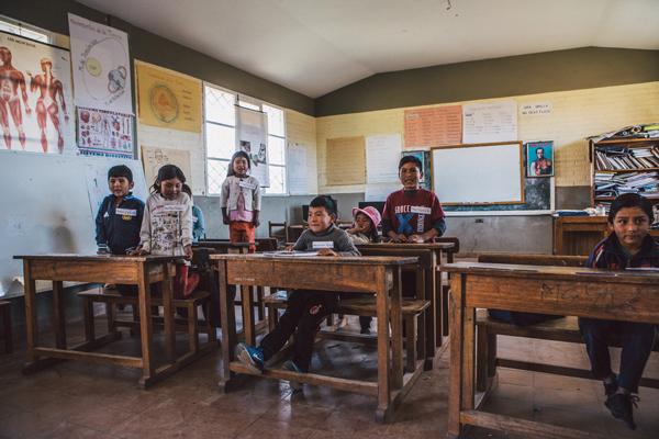 Outreach International | Bolivia | Education