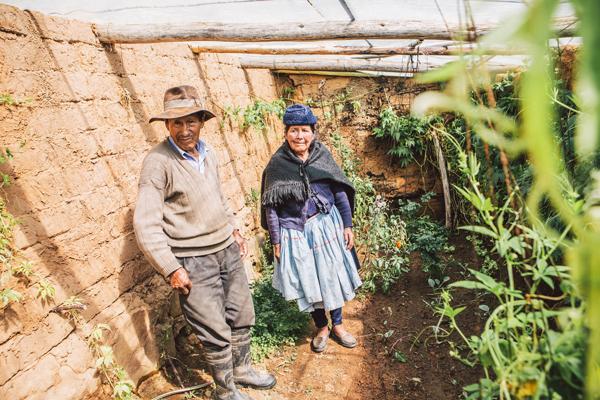 Outreach International | Bolivia | Greenhouses