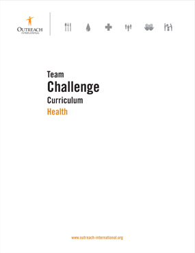Team Challenge | Download Resource | Health | Outreach International
