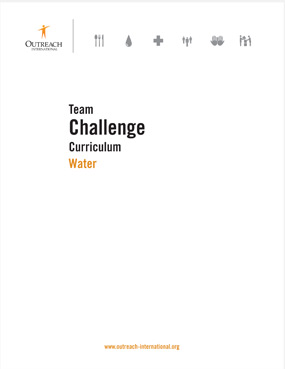 Team Challenge | Download Resource | Water | Outreach International