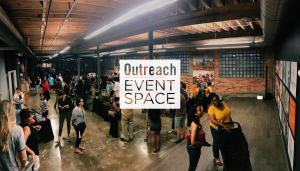 Outreach Event Space | Rent Our Space | Outreach International