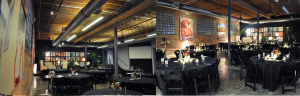Dinner at Outreach International | Rent Outreach Event Space