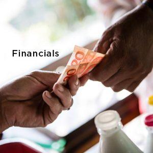 Financials | Outreach International