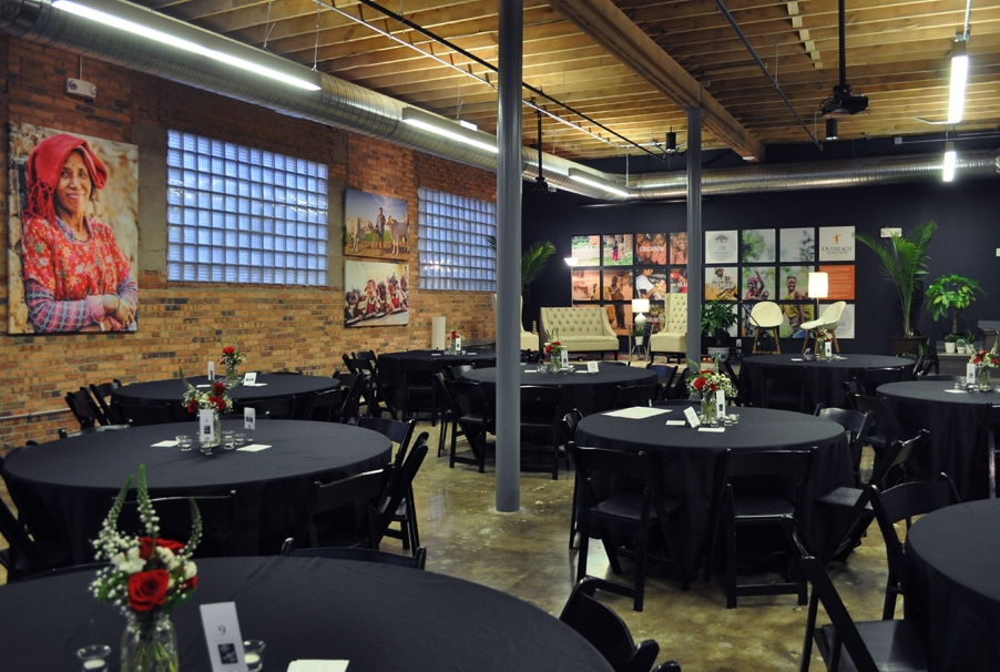 Outreach Gala | Event Space