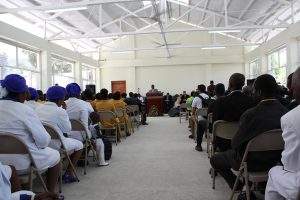 Haiti School Re-construction Celebration