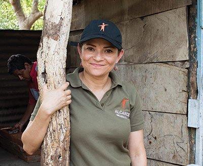 Luz - Facilitator in Nicaragua