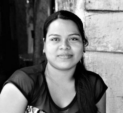 Rosa - community partner in Nicaragua