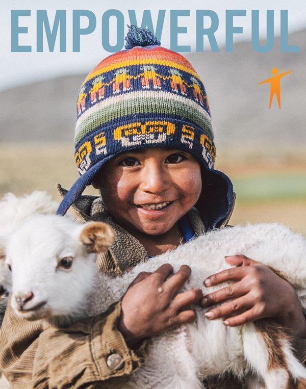 Empowerful - Outreach Magazine
