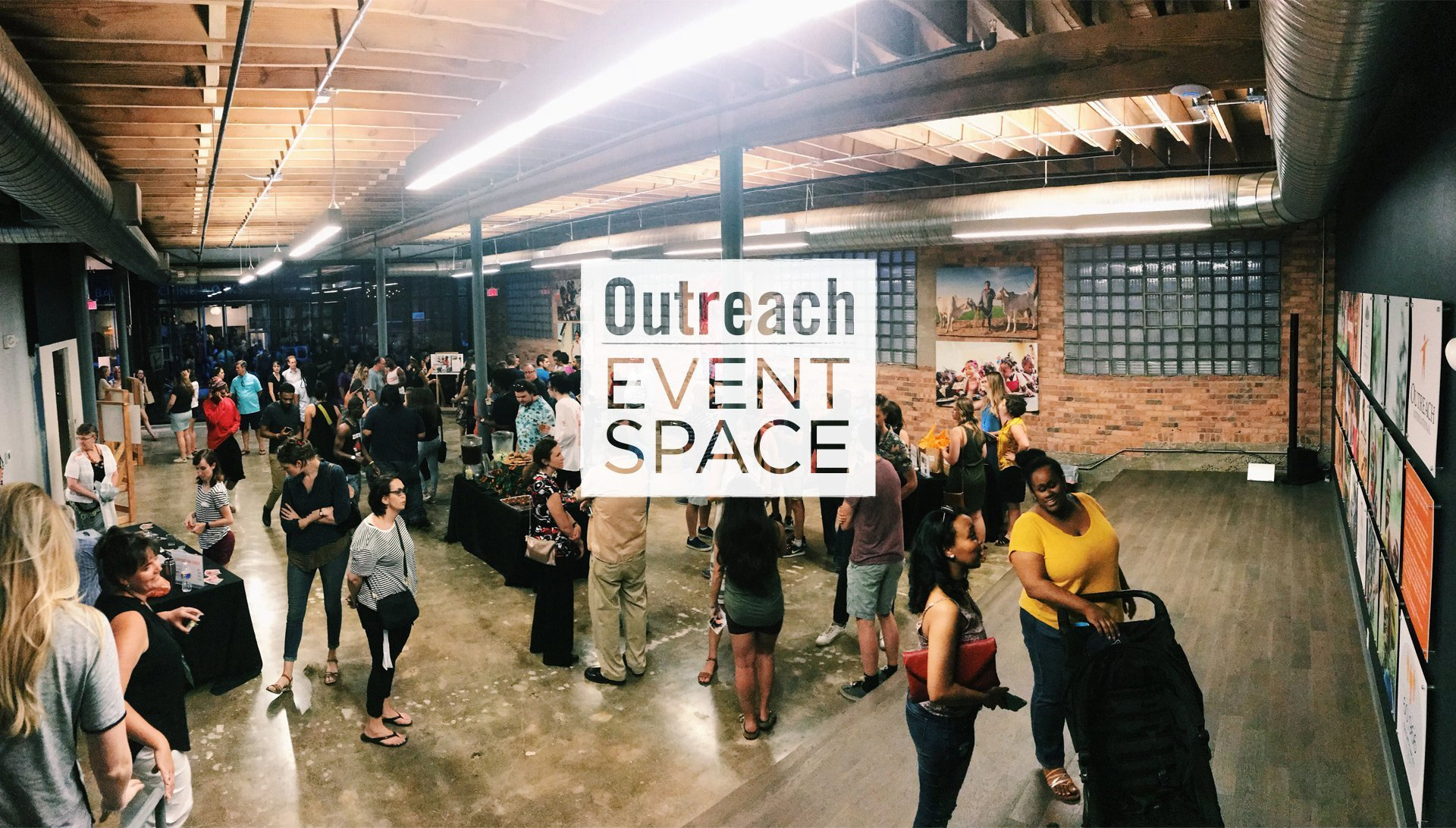 Outreach Event Space | Kansas City