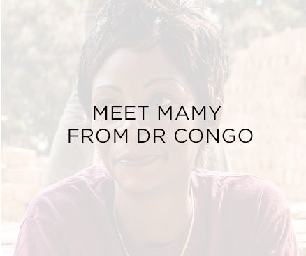 Meet Mamy from DR Congo