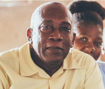 Meet Augustine from Haiti