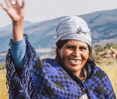 Meet Aurelia from Bolivia