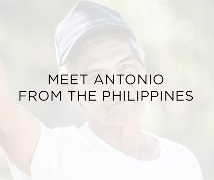 Antonio from the Philippines