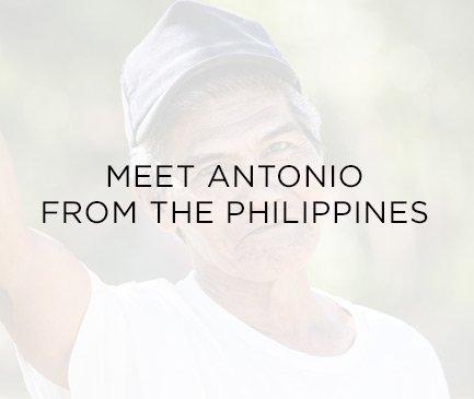 Antonio from the Philippines