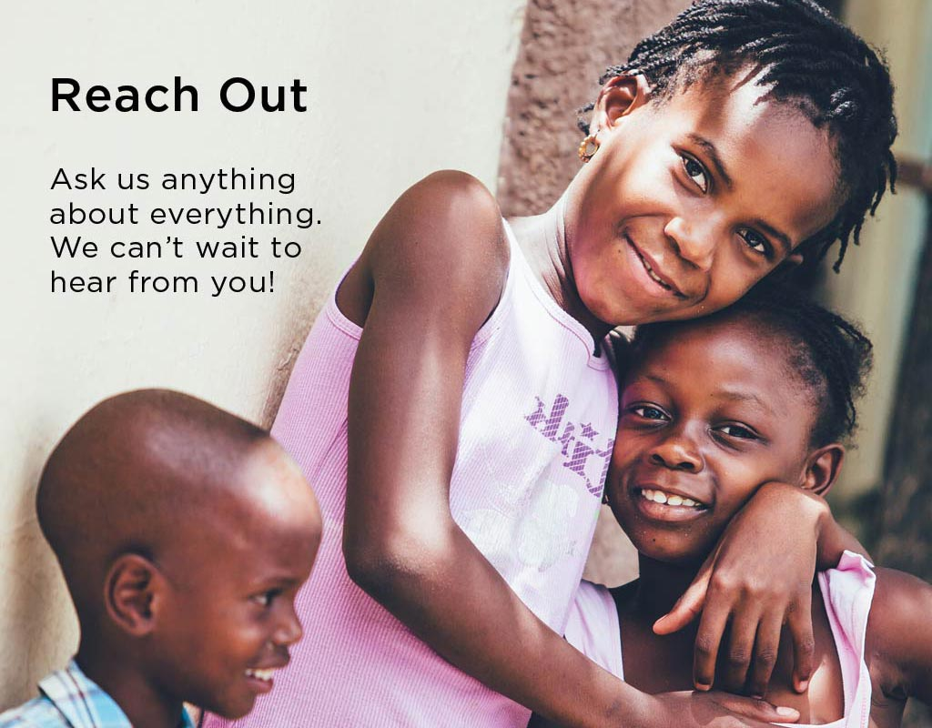 Contact Us | Outreach International