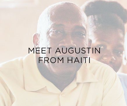 Meet Augustin - Haiti