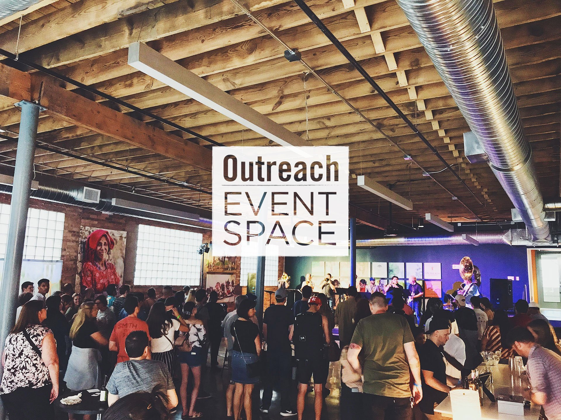 Outreach Event Space