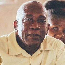 Celebrating Augustin from Haiti