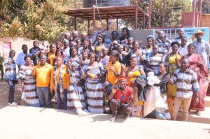 DR Congo - Solar Water System - Group Photo