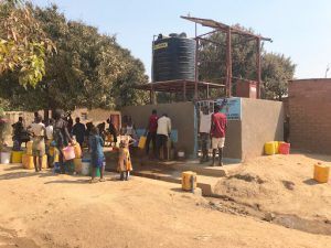 DR Congo - Solar Water System 1
