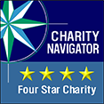 4 Star Charity Navigator Rating
