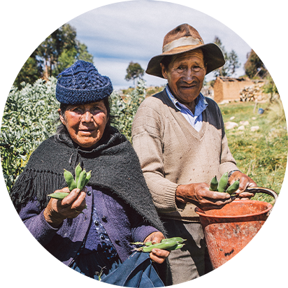 Bolivian Couple