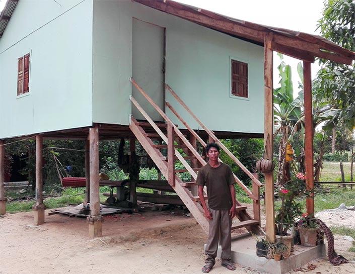 Cambodia Habitat For Humanity Project