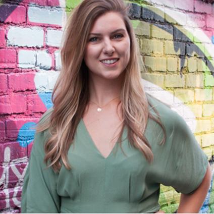 Ellen Goyer, Community Engagement Manager