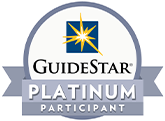GuideStar Platinum Rating
