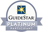 GuideStar Platinum Rating