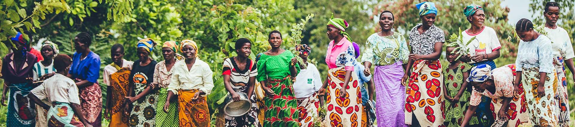 Group of Women from Malawi Field Program