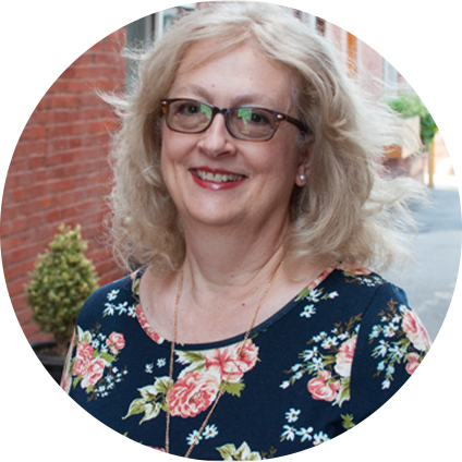 Marsha Penrose, Development Specialist & Volunteer Manager
