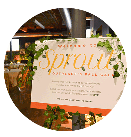 Sprout | Outreach Gala