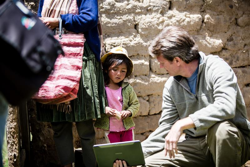 Kevin Prine | CEO | Nepal | Outreach International