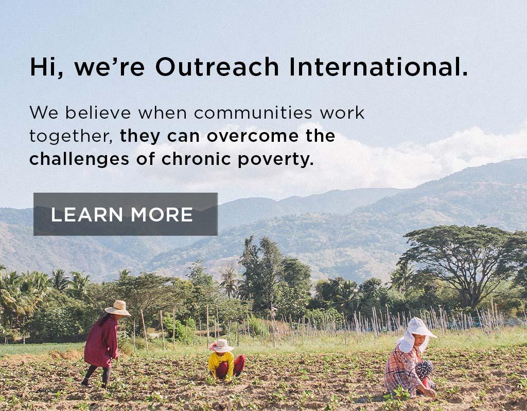 Outreach International Home