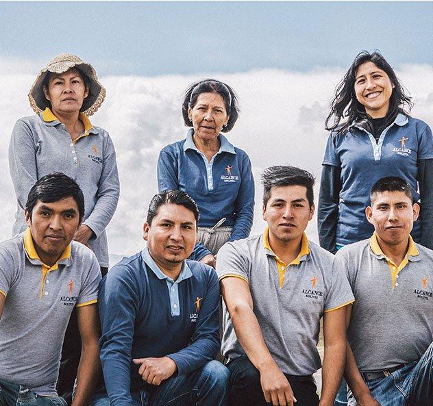 Bolivia Team