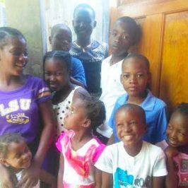 Haiti Schools Feeding Program - banner image