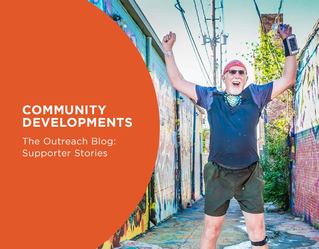 Outreach Blog | Supporters Stories