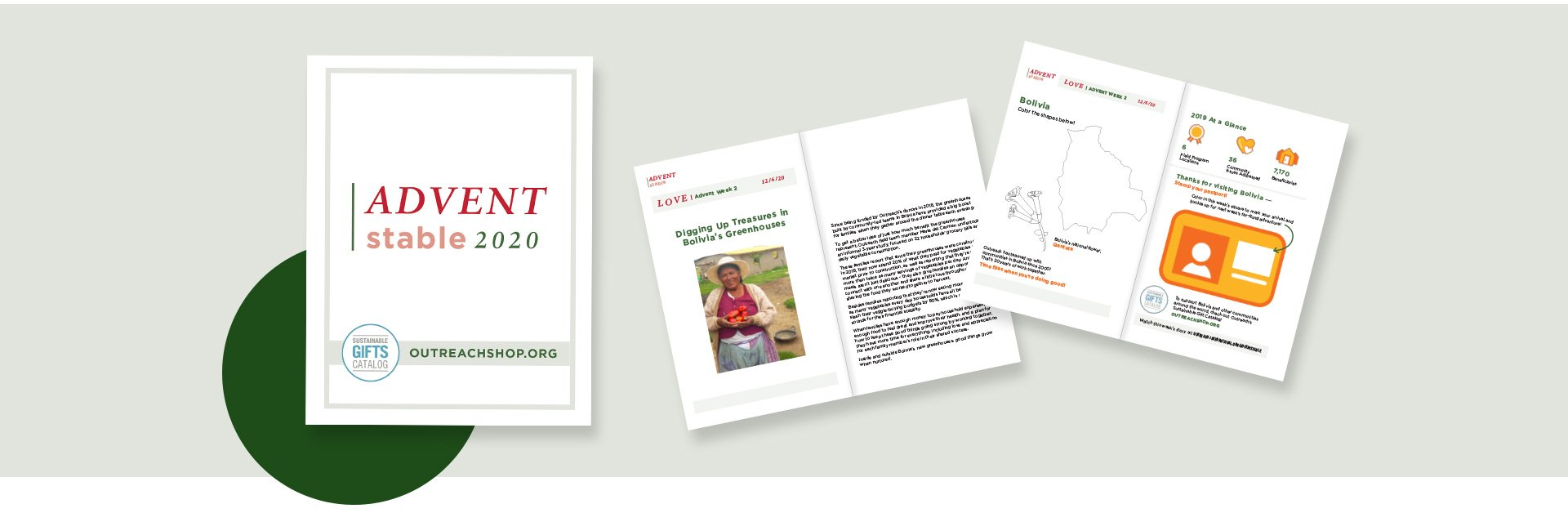 Advent Stable 2020 | Activity Booklet